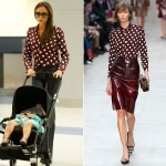 Victoria-Beckham-Style-Outfits-Burberry-Prorsum-Heart-Print-Silk-Crepe-Shirt-Look-For-Less-2