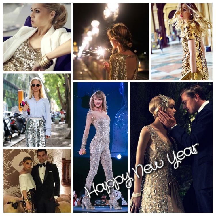Sequins, Glamour, Parties, and Lot´s of fun New Year´s Eve is coming