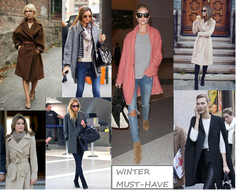 Winter Coats 2015/2016