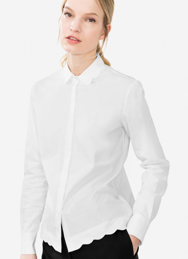 Wave Shirt Uterque - €69,00