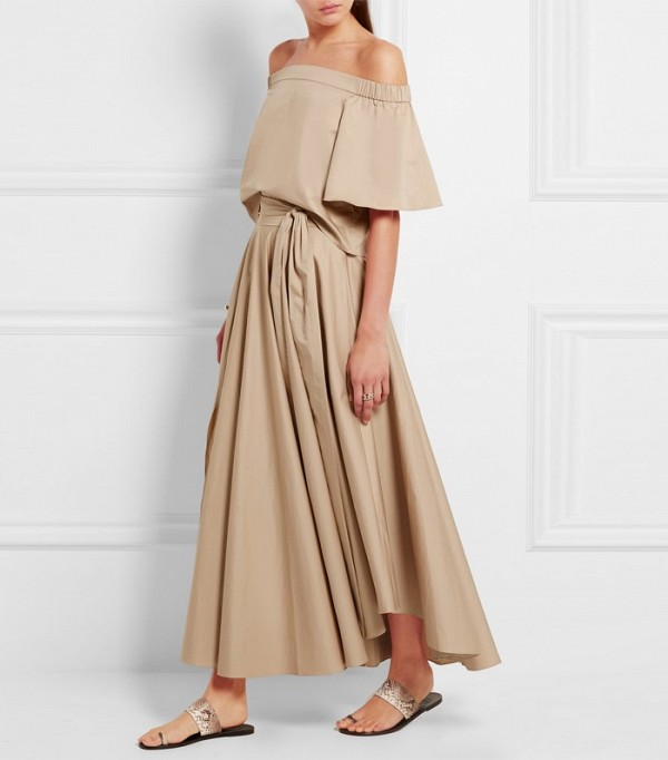 Tibi Off-the-shoulder Top - $245,00