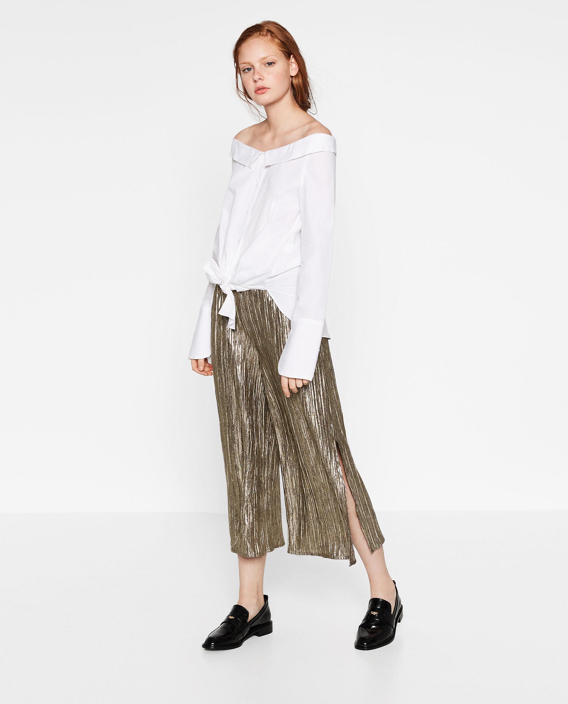 Zara shirt  - €39,95