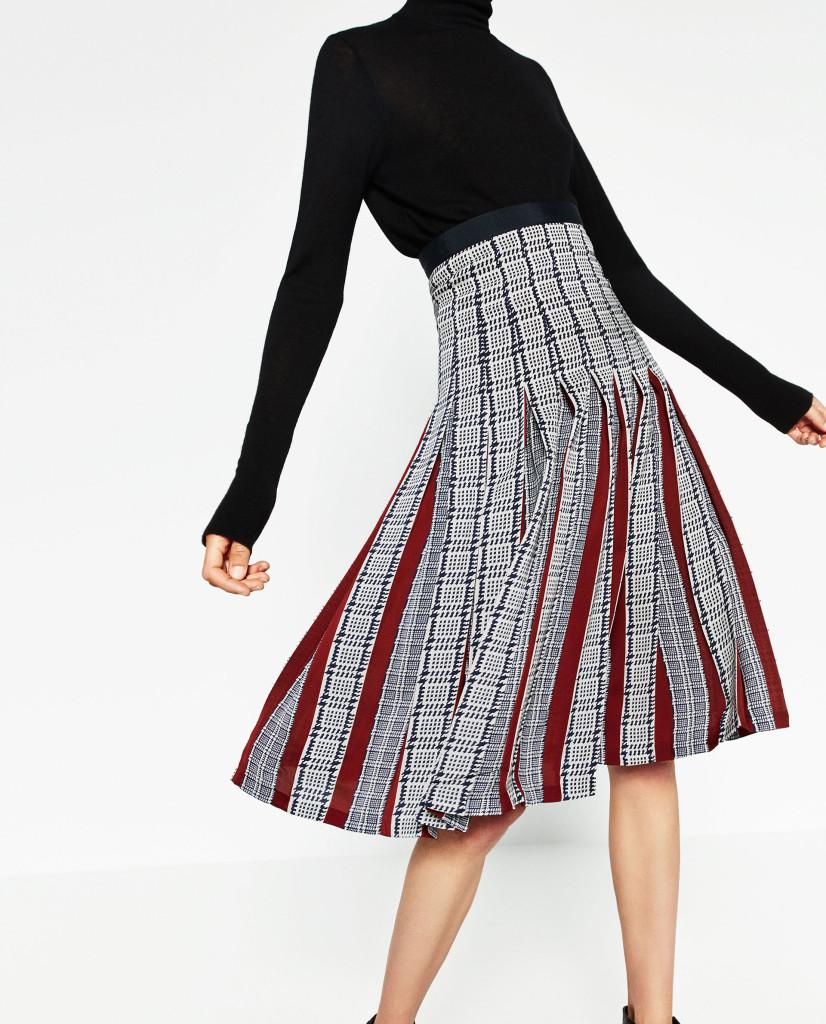 Zara skirt  - €39,95