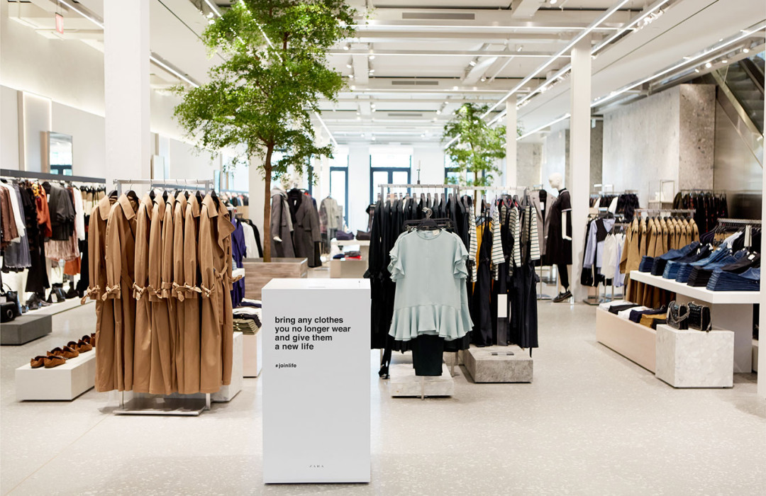 We can´t get enough of Zara´s first sustainable Collection