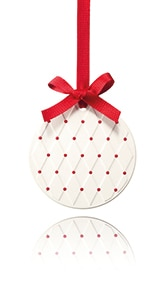 Jo Malone Scented Ceramic Christmas Ornament  - $35,00
