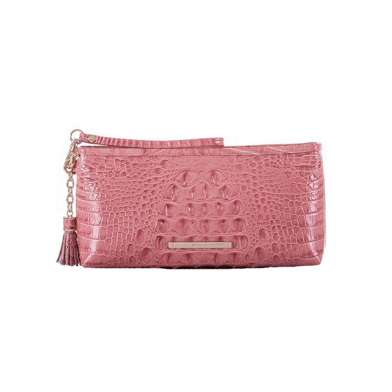 Brahmin Kayla BCA Collection, $125 5% of proceeds benefits National Breast Cancer Foundation. For all retail and outlet stores, customers who donate $5 will receive 20% off their purchases.