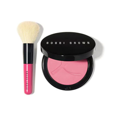 Bobbi Brown $55,00  For every purchase of the set, $11 will be donated to the BCRF.