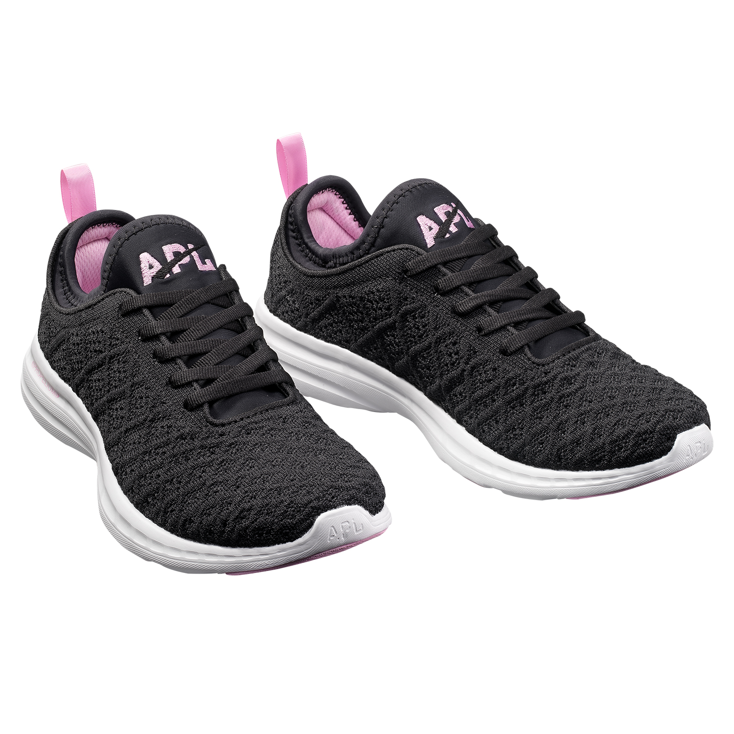 APL Techloom Phantom $175,00  After the founders of APL lost their grandmother to breast cancer, they made it part of their company's mission to serve others battling the disease. For each pair sold, the brand will donate 20% of the retail price for this edition of their incredibly comfortable and functional Phantom sneakers to the Women's Cancer Research Fund.