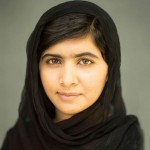 Pakistani activist for female education and the youngest Nobel Prize laureate.