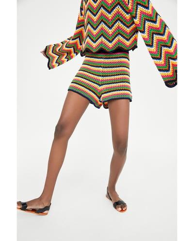 Zara shorts €19,95