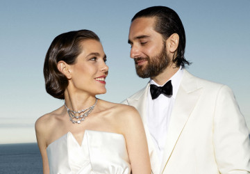 Charlotte Casiraghi Wedding was full of memories and glamorous touches
