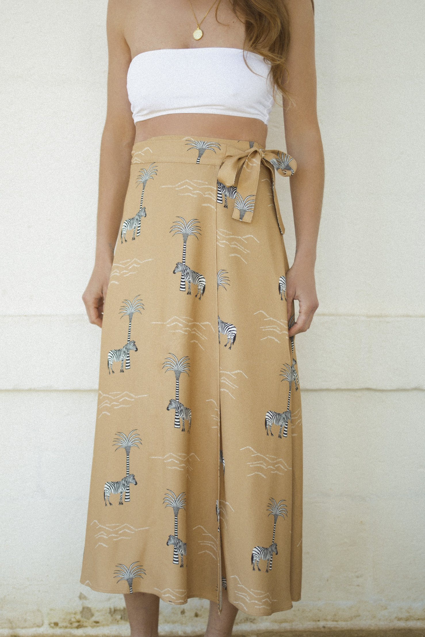 Lovely Pepa Collection Wrap Skirt €79,00