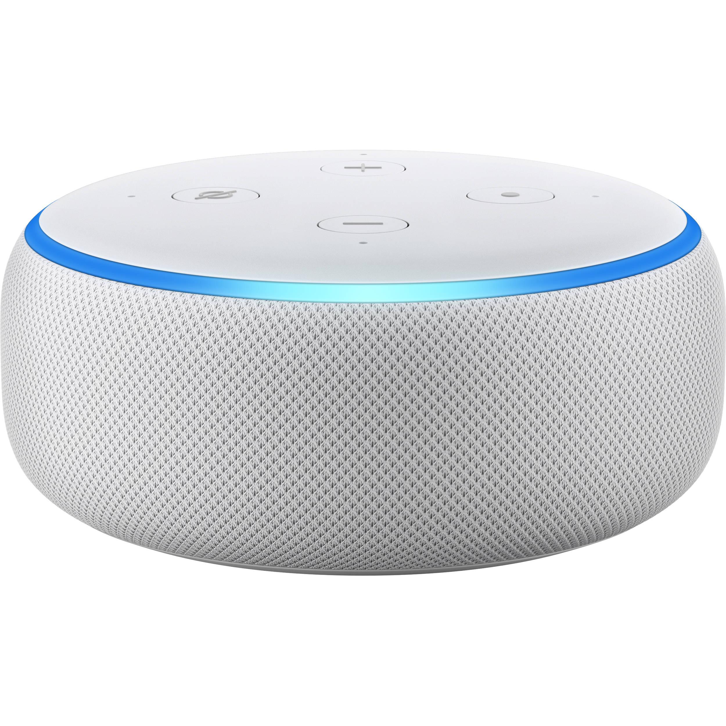 Echo Dot (3rd Gen) - Smart speaker with Alexa $29.99