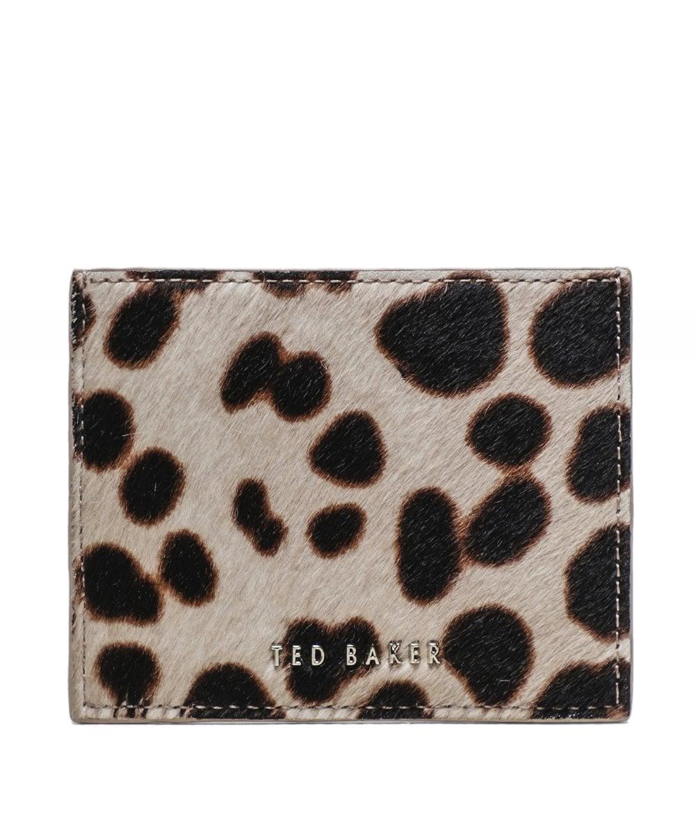 Ted Baker leopard card holder €40.99
