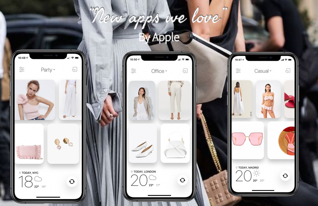 CHIC Every Weather is the new phenomenon on the iOS Store