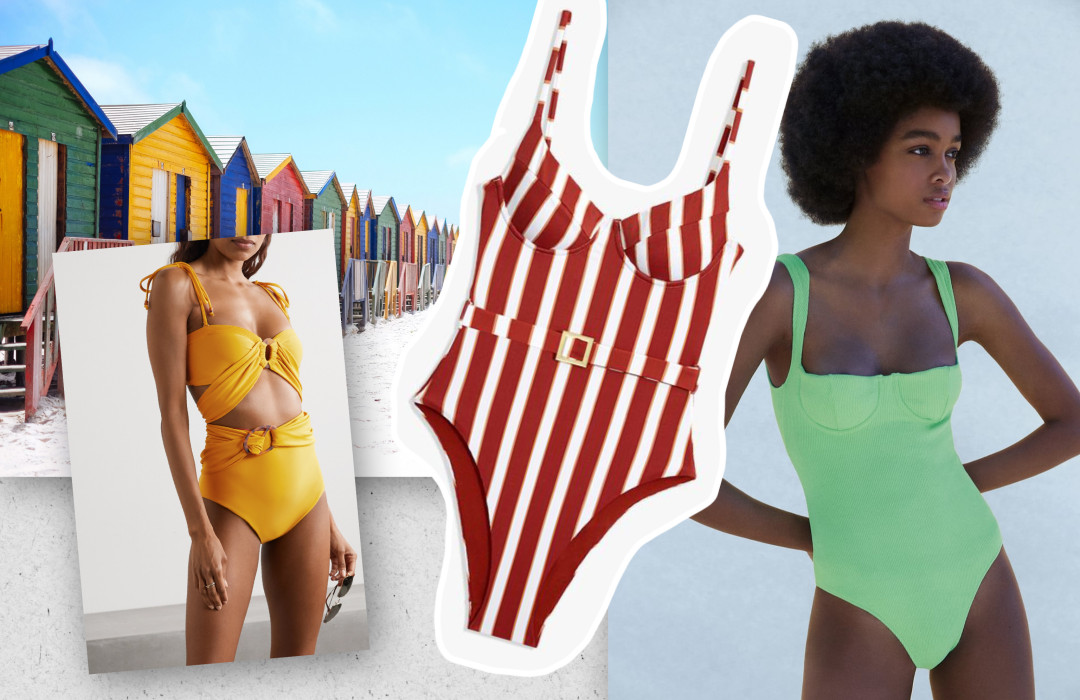 The coolest swimsuits to wear this summer