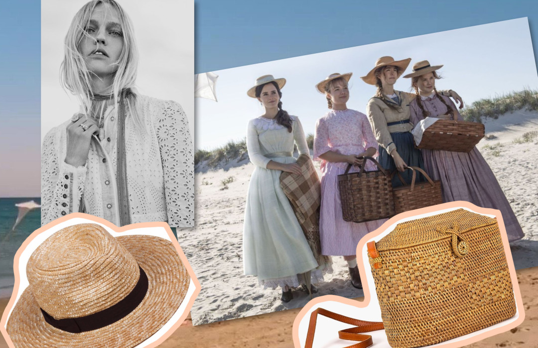 "The perfect bohemian Summer pieces inspired by the movie ""Little Women"""
