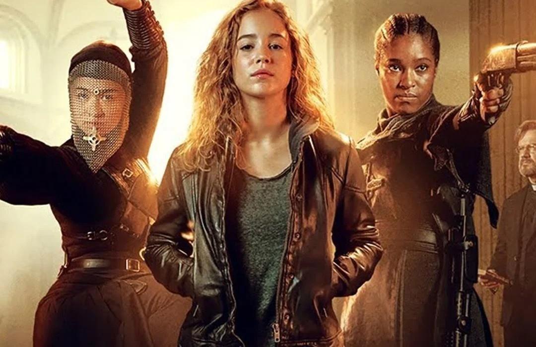 The Warrior Nun, a badass new show on Netflix