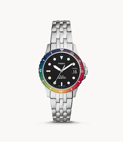 Fossil Limited Edition Pride Watch$99.00