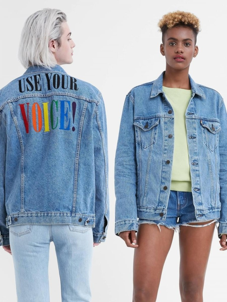 Levi's Pride Jacket $118.00