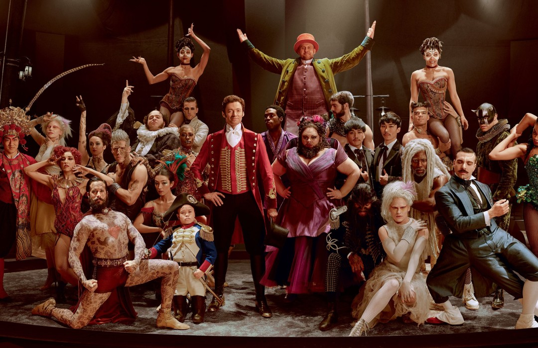 The Greatest Showman, the family movie that celebrates diversity