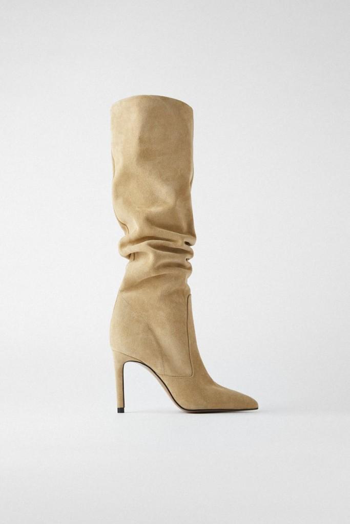 Zara Boots $169.90