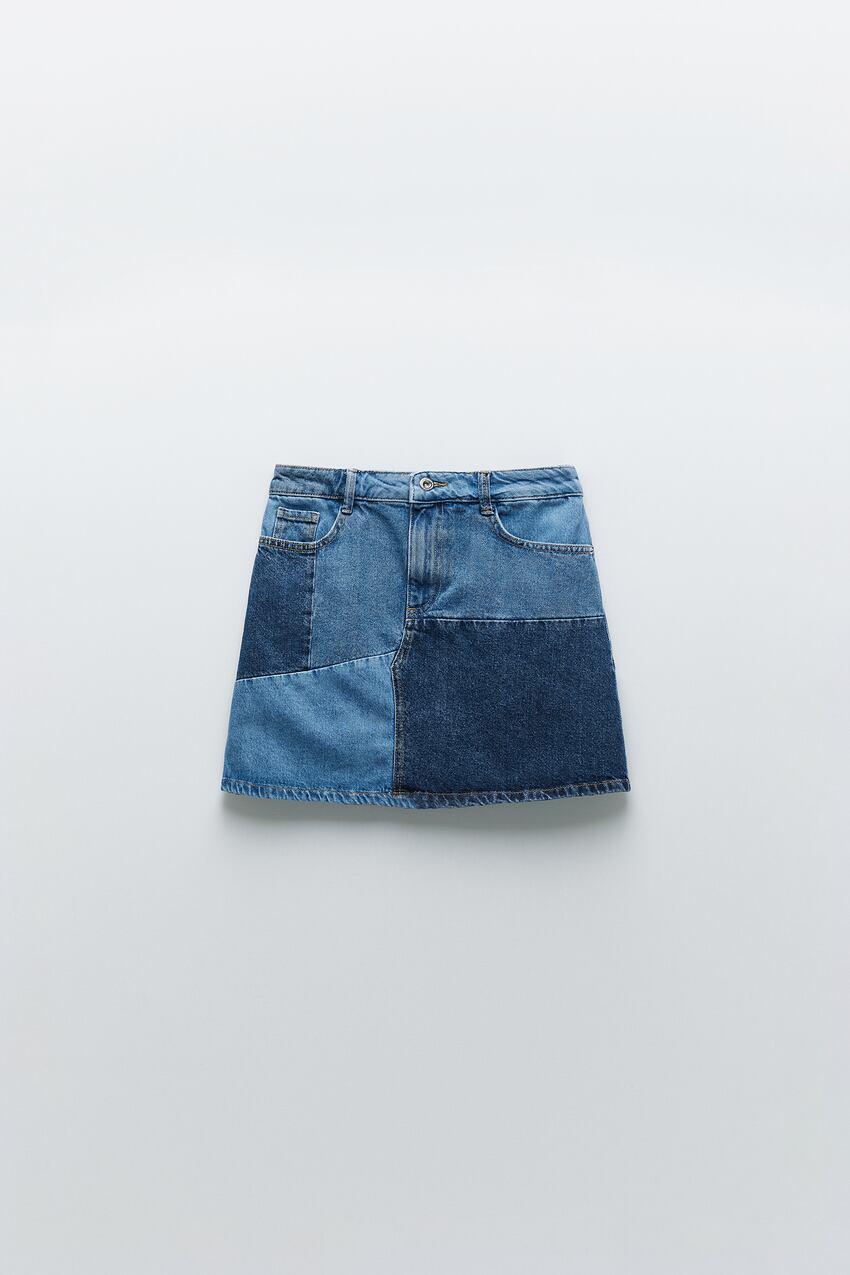 Zara Denim Skirt $39.90