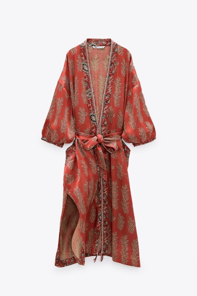 Zara Kimono $119.00