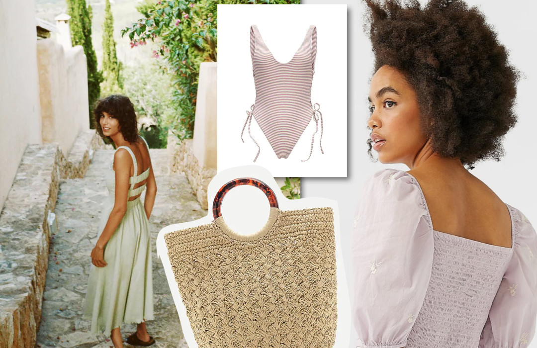 The perfect Summer holiday pieces to buy now