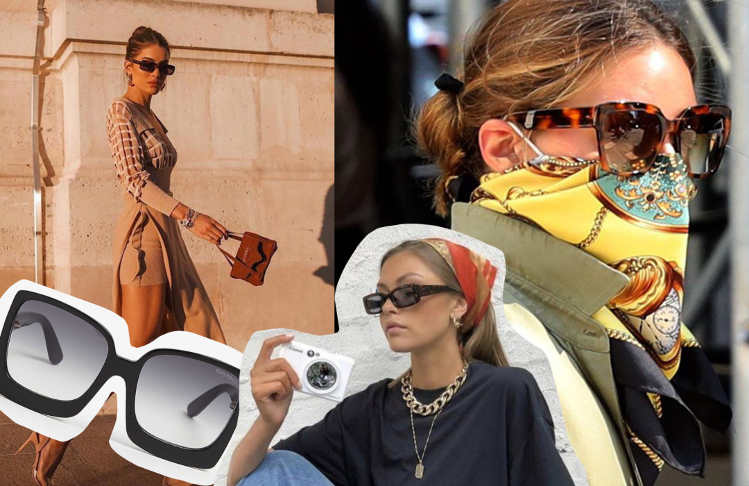 4 Sunglasses Trends You'll Want To Hop On This Season