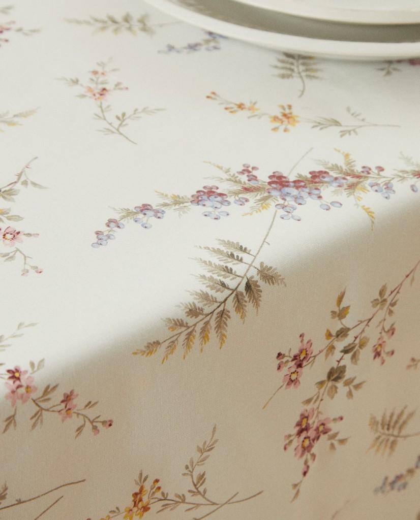 Zara Home tablecloth $49.99