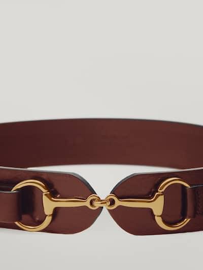 Massimo Dutti Belt $69.90