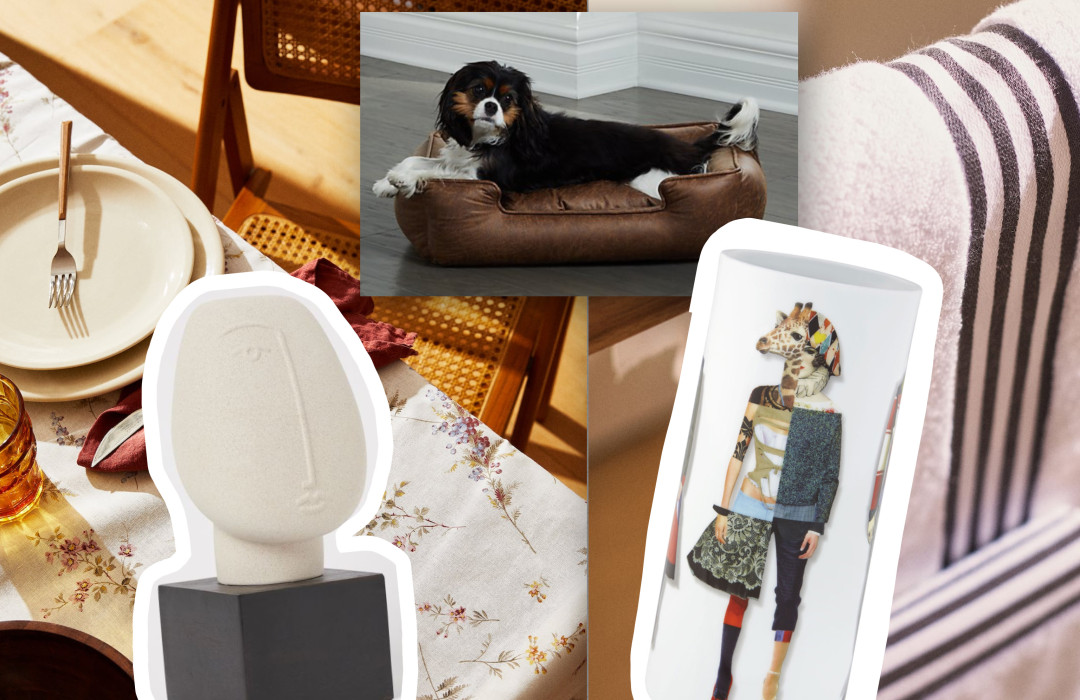 Home pieces that will add style to your home from $19.99