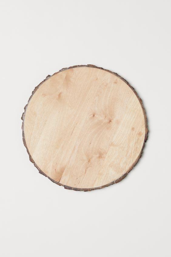 H&M Wooden Cutting Board $24.99