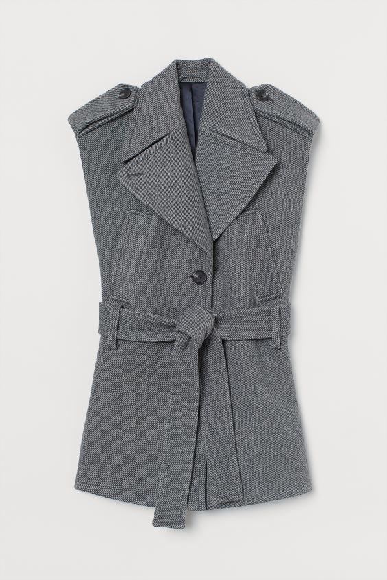 H&M Wool-blend Cape $199.00