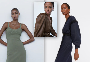 12 great dresses for autumn