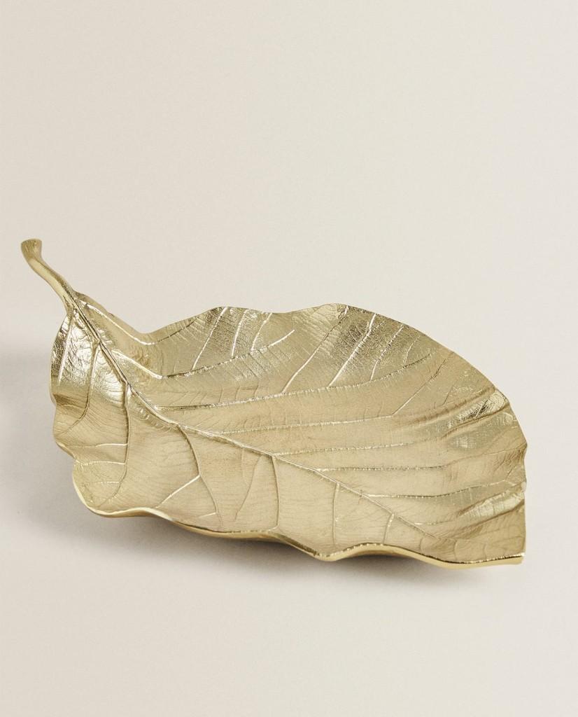 Zara Home Leaf Tray $19.90 - $69.90