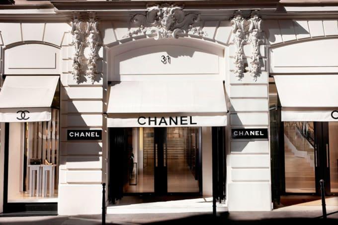 Chanel,  31 Rue Cambon