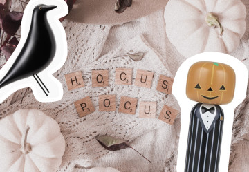 Spooky and Stylish Halloween Decoration pieces