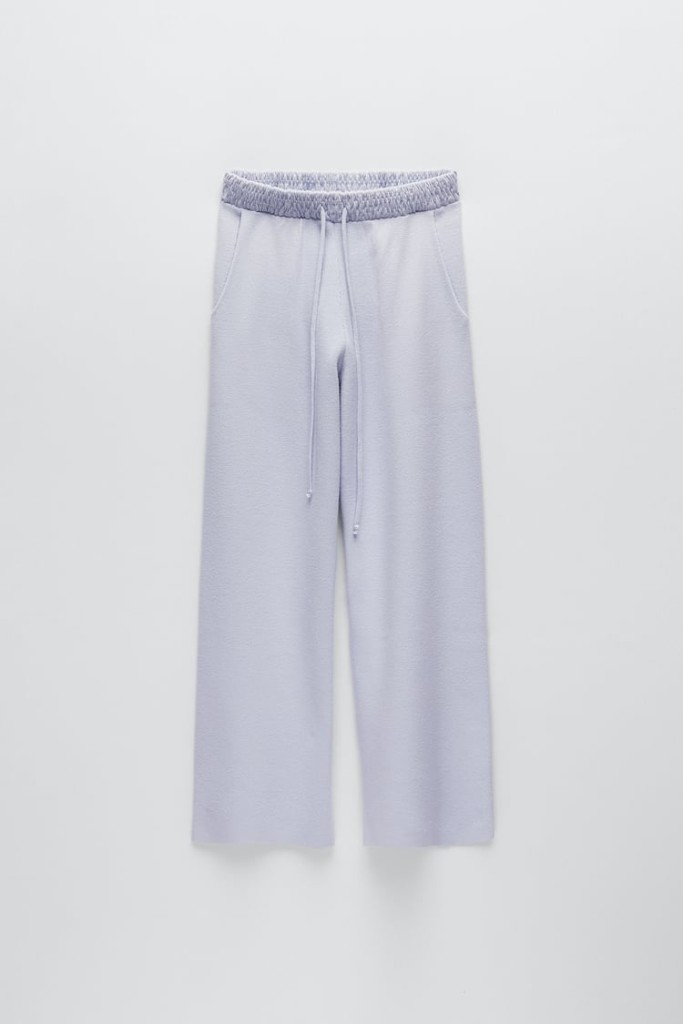 Zara Knit Pants $49.90