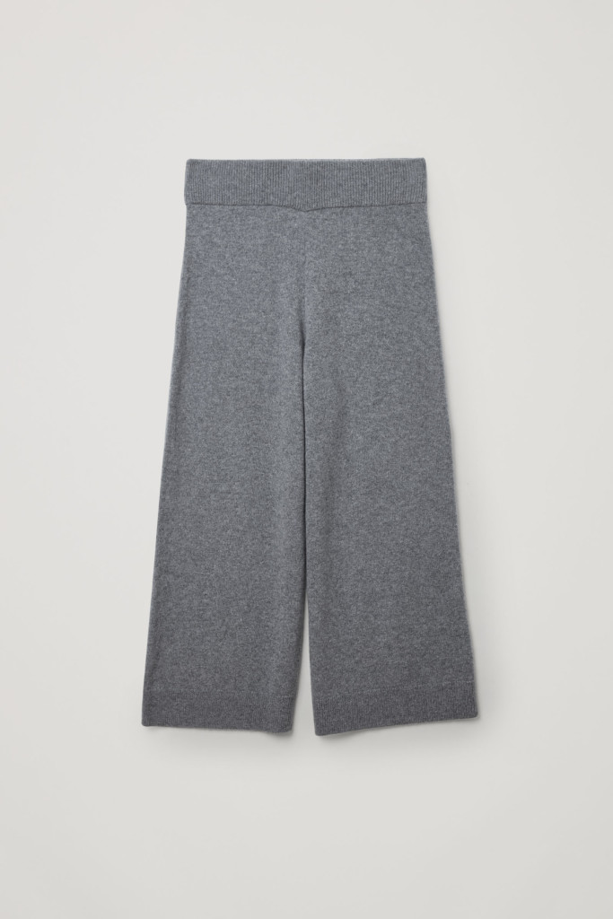 COS Cashmere pants $250.00
