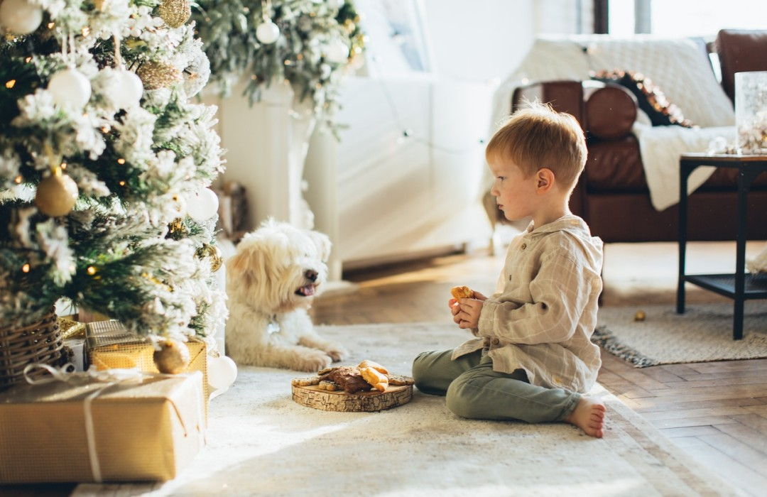 10 ideas to teach your children the Christmas spirit