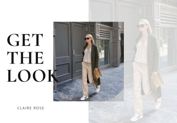 Get the look of Claire Rose