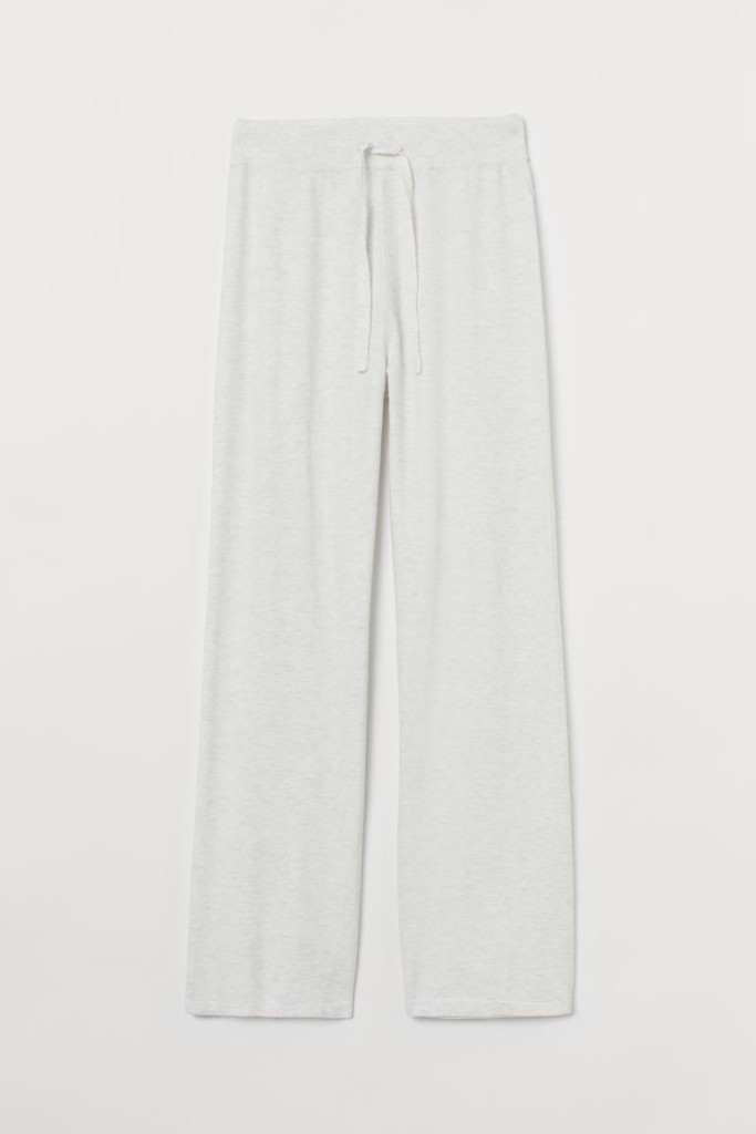 H&M Knit Pants $29.99