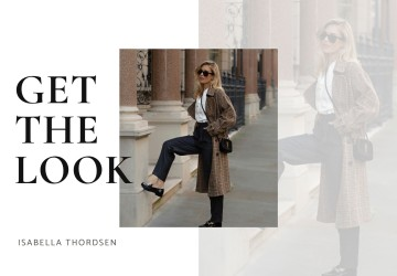 Get the look of Isabella Thordsen