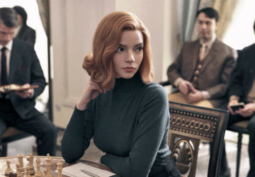 The Queen's Gambit, the new Netflix series that made the chess sexy