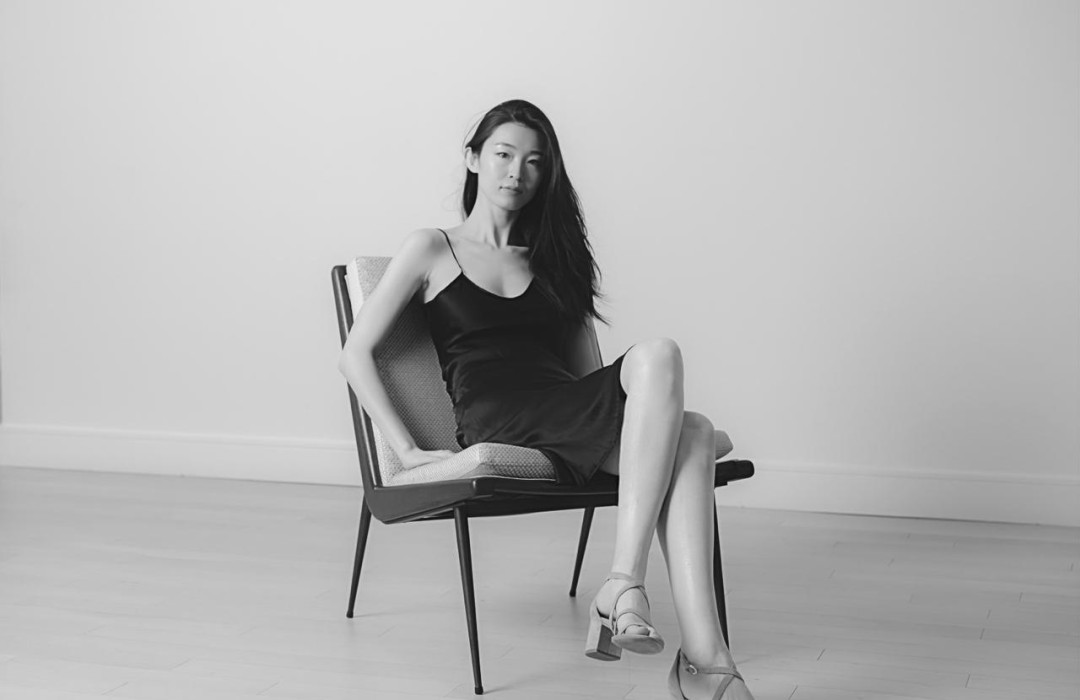 The CHIC Interview: Angelina Hu, the founder of the silk dress brand of the moment