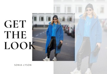 Get the look of Sonia Lyson