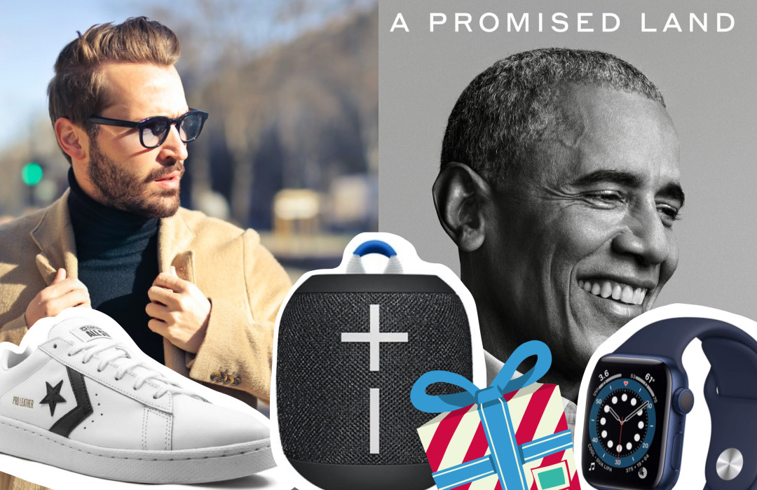 CHIC Christmas gift guide for him