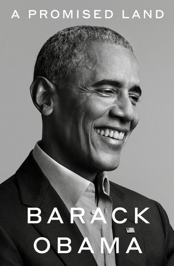 A Promise Land by Barack Obama $17.99